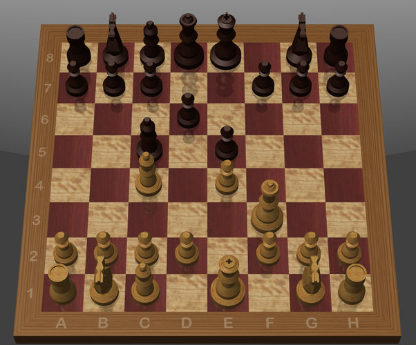 in chess what is fool s mate and scholar s mate knight forks