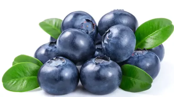 what are naturally blue vegetables and fruits quora