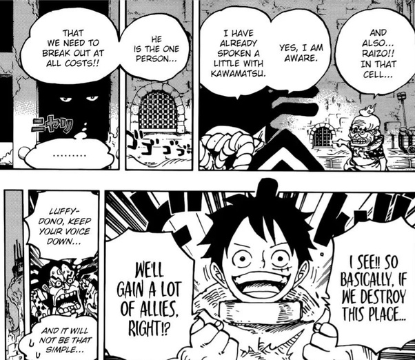 Is One Piece getting boring in 2019? Quora