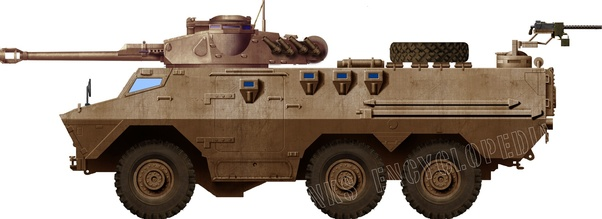 Have light armored cars beaten tanks in combat? - Quora