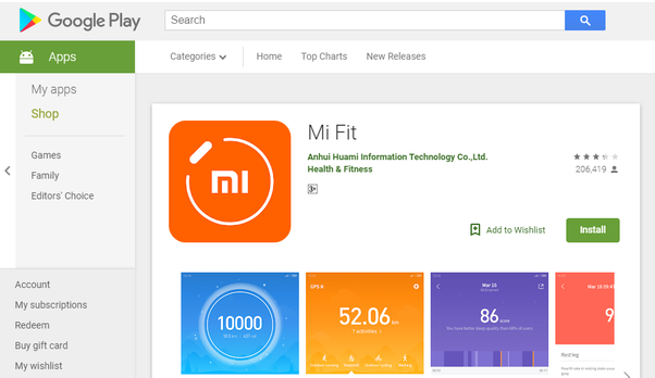 Is Mi Band HRX Edition compatible with Samsung Galaxy A5
