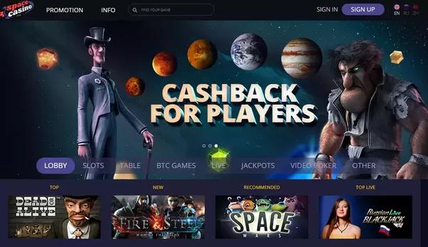 space casino ru
