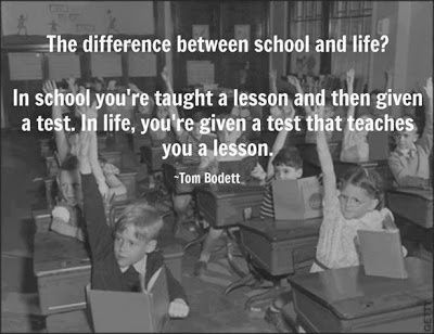 What Is The Most Important Lesson In Life