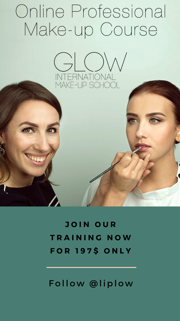 Who is willing to help fund someone doing a makeup course