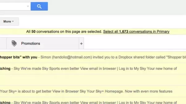 how to send thousands of emails at once