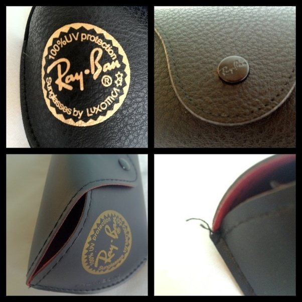 original ray ban aviator vs fake