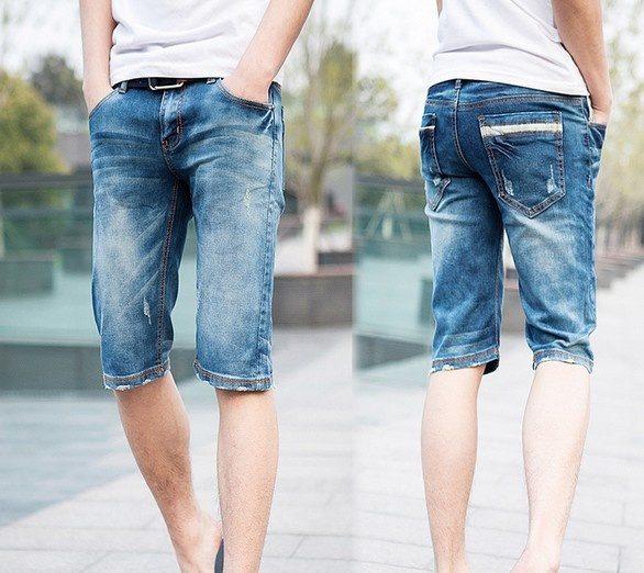DENIM - Denim shorts Unique xOxiOimQ3