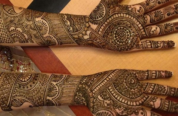 How To Learn Mehandi Designs Quora