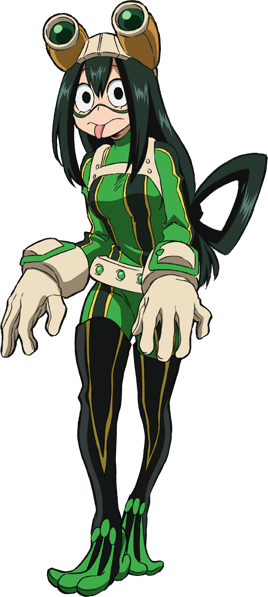 Which Hero Has The Best Costume Design In My Hero Academia Quora