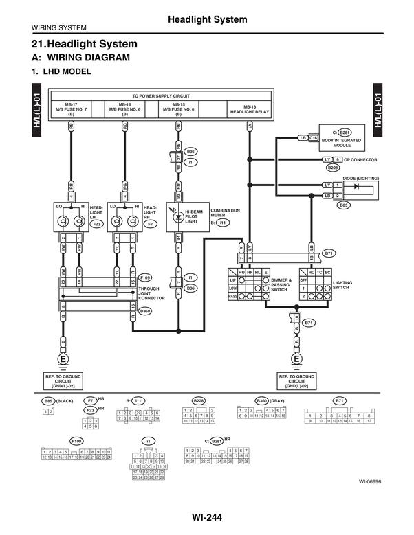 Subaru Impreza Headlight Wiring Diagram - Wiring Diagram Models  management-strong - management-strong.zeevaproduction.it | Wrx Headlight Wiring Diagram |  | management-strong.zeevaproduction.it