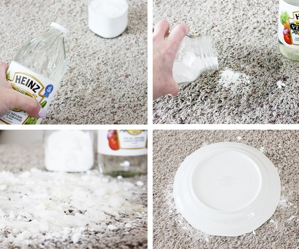 What Is The Easiest Way To Clean A Carpet Using A Vacuum