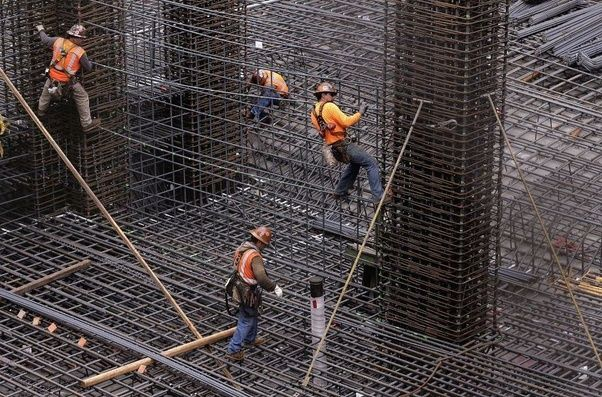 the rebar workers bar bendersrodbusters are usually paid on hourly or per kg basis working on 12mm bars would be more time consuming