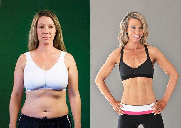 Übung, um Gewicht zu verlieren Ich verstehe sie