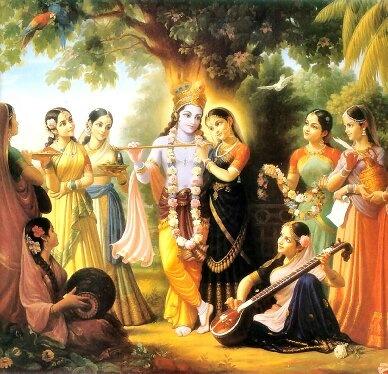 Why has Radha not married Krishna? - Quora
