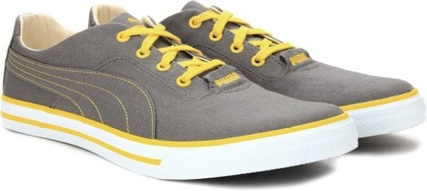 #1 Puma Men Sneakers - Buy steel gray-dandelion Color Puma Men Sneakers  Online at Best Price - Shop Online for Footwears in India | Flipkart.com