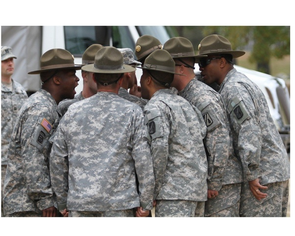 What was the hardest part of boot camp/basic training for
