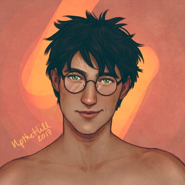 How Do Harry Potter Movie Series Characters Look In The Books Quora