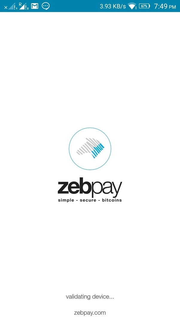 Can i get a step by step description for buying bitcoin through account on zebpay to start withyou can follow this link zebpay which you will get free bitcoins worth rs100 when you will installs the appthe ccuart Gallery