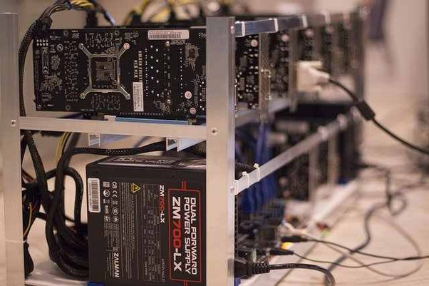 specialized cryptocurrency mining chipmakers