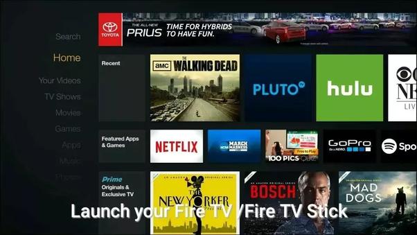 How to send an APK to Fire TV/Stick - Quora