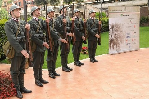 In world war 1 what was the italian army 39 s winter uniform for Italian uniform