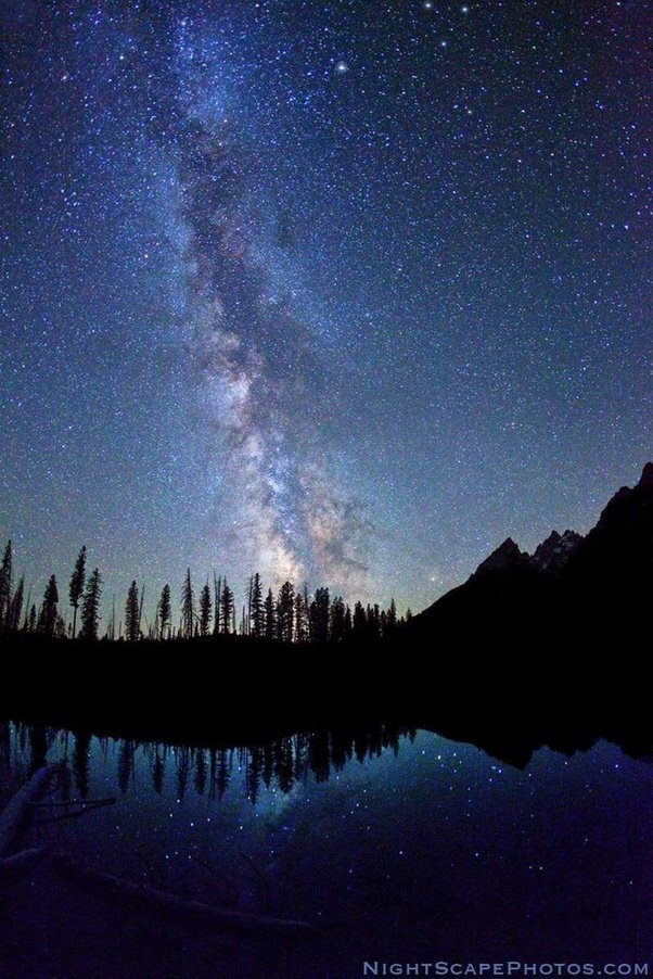 What do people mean when they talk about seeing the Milky ...