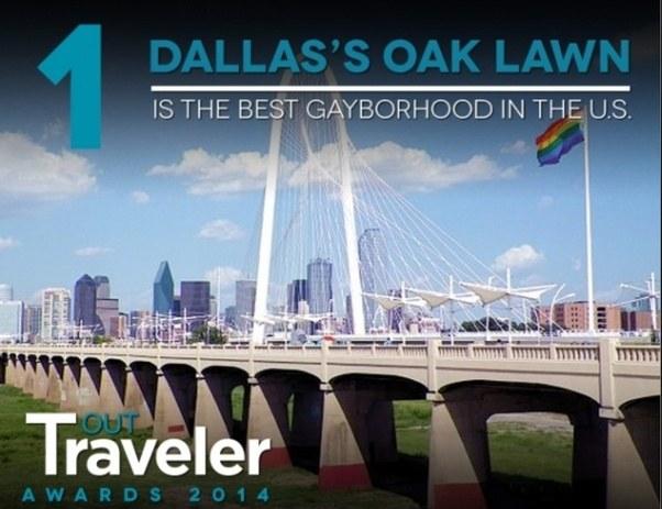 Gay dallas neighborhoods