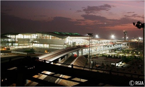 Which is the largest airport in India? - Quora
