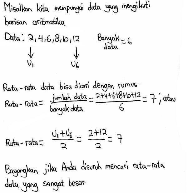 Pernahkah Kamu Membuat Rumus Matematika Bisakah Kamu Menuliskannya Di Sini Quora