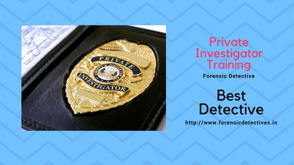 is hiring a private detective legal in india