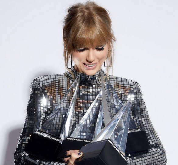 Is Taylor Swift That Good To Win Music Awards Consecutively Quora