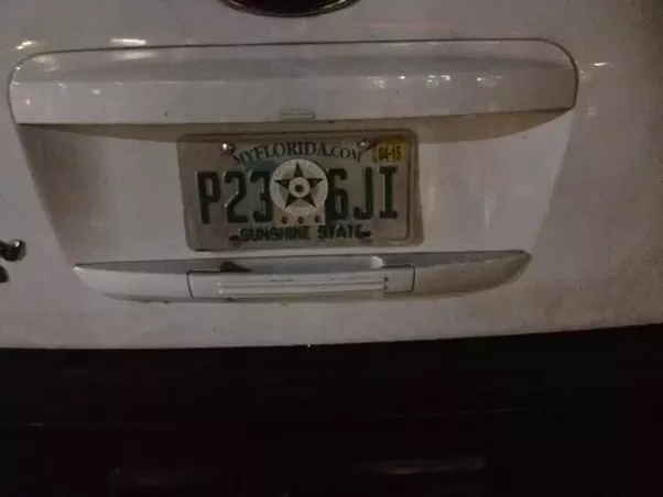 Does a police officer's privately owned vehicle have a ...