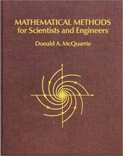 Where Can I Get The Pdf Of Mathematical Methods For Scientists And