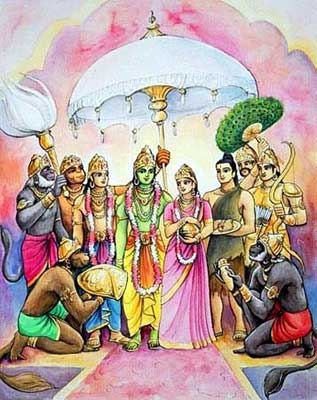 What are some strange facts about Ramayana? - Quora