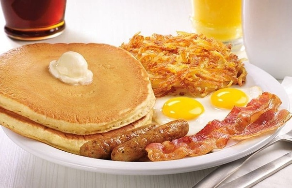 What Is The Typical American Breakfast Quora
