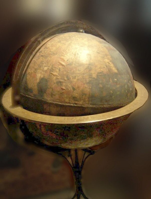 who invented the globe quora