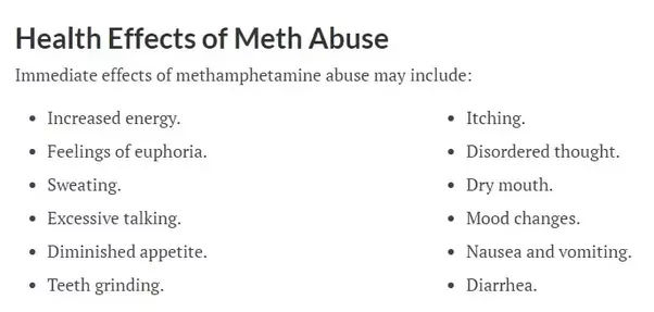 How long does meth stay detectable in your system through testing