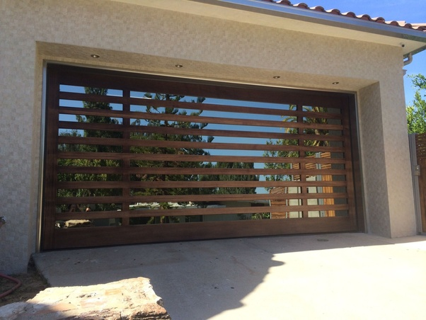 Which Are The Best Modern Designs For Garage Doors Quora