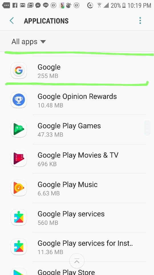 Why On My Samsung S8 Does Google Voice Match Keep Turning Itself