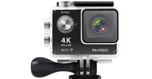 What are some of the best budget action cameras for