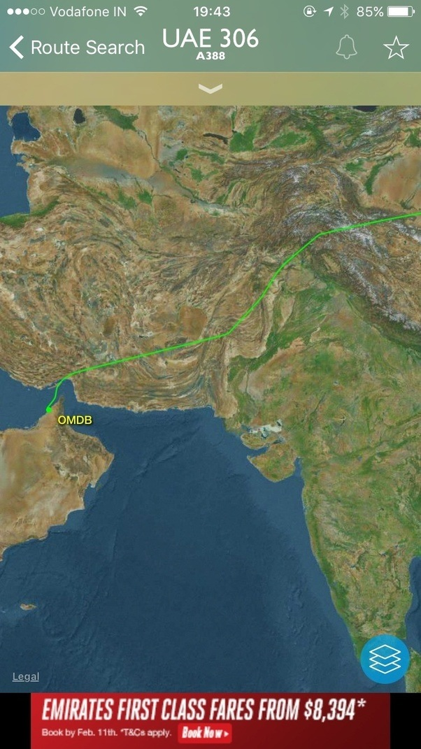 Are International Flights Over Jammu And Kashmir Airspace Banned