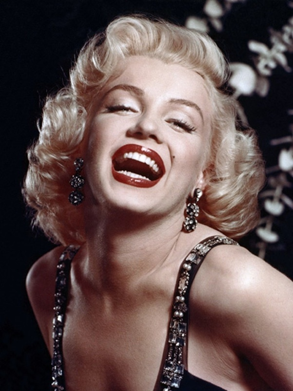 Marilyn monroe beautiful think, that