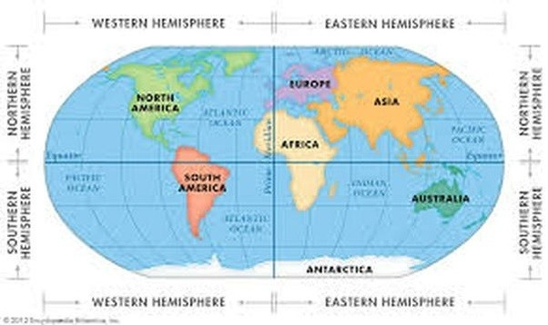 What hemisphere is canada in quora canada is indeed located in the north western hemisphere gumiabroncs Choice Image