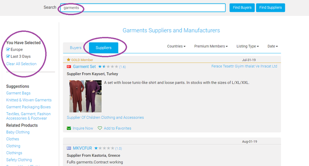 How to export garments to Europe or others countries - Quora