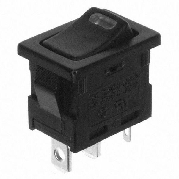 How to wire an LED Rocker Switch - Quora