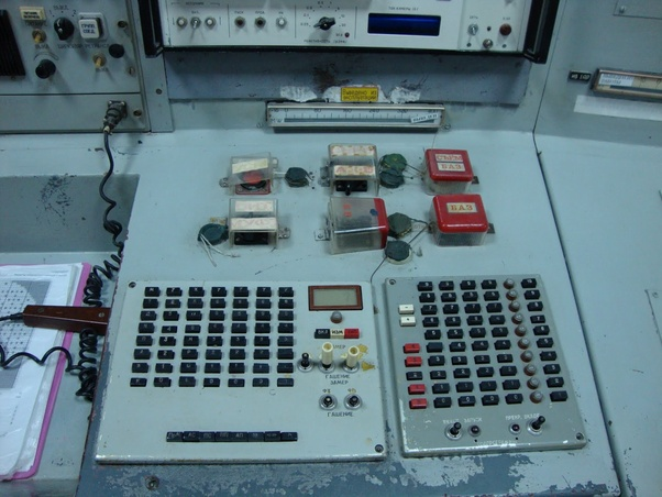 What did the Chernobyl AZ-5 button look like? - Quora