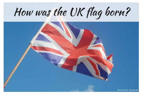 How Was The Uk Flag Born Quora