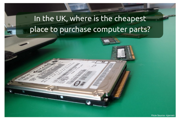 In the UK, where is the cheapest place to purchase computer