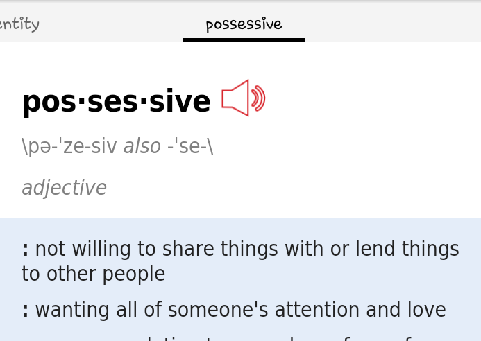 Are narcissists possessive? - Quora