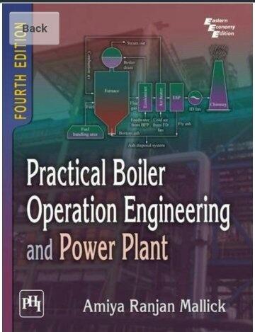 What are some of the preferable textbooks about boiler operations in ...